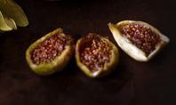 Almonds and Figs Presentation Presentation Template