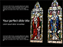 Stained Glass Window Presentation slide 1