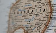 Australia Map Presentation Presentation Template