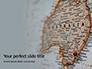 Australia Map Presentation slide 1