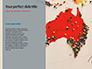 Australia Map Presentation slide 9