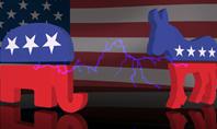 American Politics Concept Presentation Presentation Template