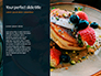 Delicious Pancakes with Nuts Presentation slide 9