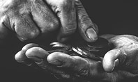 Old Age Poverty Presentation Presentation Template