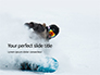 Snowboarder Presentation slide 1