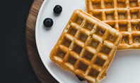 Waffles Presentation Presentation Template
