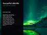 Northern Lights Excursion with Dog Sledding in the Arctic Wilderness Presentation slide 9