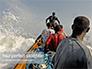 Fishing Boat and Fishermen Presentation slide 1