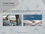 Airplane Safety Card Presentation slide 12