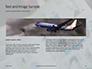 Airplane Safety Card Presentation slide 14