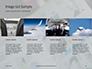 Airplane Safety Card Presentation slide 16