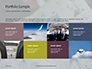 Airplane Safety Card Presentation slide 17