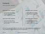 Airplane Safety Card Presentation slide 2