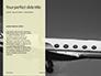 Airplane Safety Card Presentation slide 9