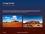 Uluru Ayers Rock by Sunset Presentation slide 11