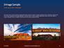 Uluru Ayers Rock by Sunset Presentation slide 12