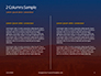 Uluru Ayers Rock by Sunset Presentation slide 5