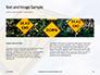 Dead End Sign Against Blue Cloudy Sky Presentation slide 14