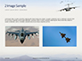 United States Air Force C-17 Globemaster in the Sky Presentation slide 11