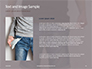 Poor Man in Jeans with Empty Pockets Presentation slide 15