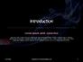 Burning Cigarette with Smoke on Black Background Presentation slide 3