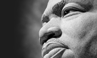 Martin Luther King Memorial Presentation Presentation Template