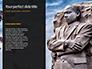 Martin Luther King Memorial Presentation slide 9
