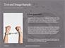 Sliver Handcuffs Lying on Top of Fingerprint Sheets Presentation slide 15
