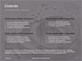 Sliver Handcuffs Lying on Top of Fingerprint Sheets Presentation slide 2