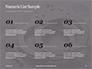 Sliver Handcuffs Lying on Top of Fingerprint Sheets Presentation slide 8