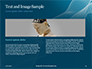 3D Rendering of a Female Robot Presentation slide 14