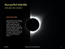The Moon Covers the Sun in a Beautiful Solar Eclipse Presentation slide 9