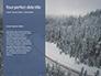 Amazing Winter Landscape Presentation slide 9