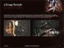 Hunting Knife and Kerosene Lamp Presentation slide 12