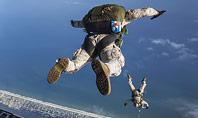 Military Parachute Training Presentation Presentation Template