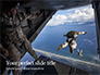 Military Parachute Training Presentation slide 1