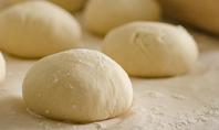 Fresh Raw Dough Portions Presentation Presentation Template