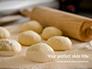 Fresh Raw Dough Portions Presentation slide 1