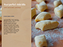 Fresh Raw Dough Portions Presentation slide 9