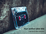 Cassette Tape Presentation slide 1
