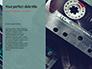 Cassette Tape Presentation slide 9