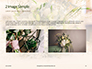 Beautiful Wedding Bouquet of Flowers of the Bride Presentation slide 11