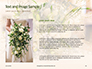 Beautiful Wedding Bouquet of Flowers of the Bride Presentation slide 15