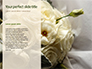 Beautiful Wedding Bouquet of Flowers of the Bride Presentation slide 9