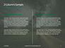 Large Tornado Over the Meadow Presentation slide 5