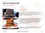 Belgium Waffles with Chocolate Sauce and Strawberries Presentation slide 15