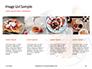 Belgium Waffles with Chocolate Sauce and Strawberries Presentation slide 16
