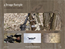Rusty Military Helmet Presentation slide 13