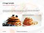 Homemade Pancakes with Berries Presentation slide 11