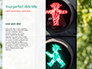 Green Pedestrian Traffic Light Presentation slide 9